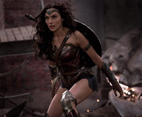 Wonder Woman Is Perfect For What Ails Us